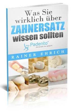Zahnersatz E-Book Coverbild