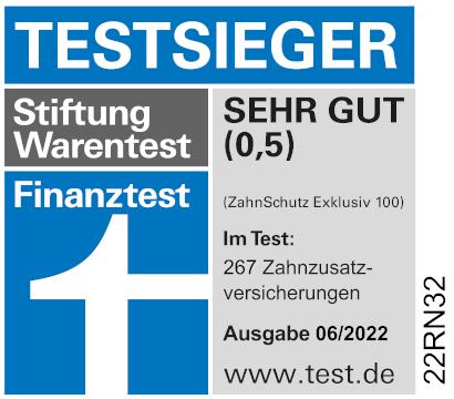 Zahnzusatzversicherung Test Stiftung Warentest